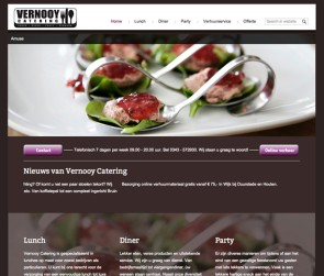 Portfolio Ten heuvel.FPS Grafimedia Vernooy Catering